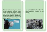 Ultrasoon Automatisch Centrum die Machine (hy-348, het Type van Duw) vouwen