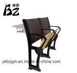 Mesa de madeira da mobília do hospital com braço (BZ-0094)