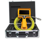 CCTV Pipe Sewer Drain Inspection Camera Equipment com DVR Function