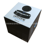 Caisse d'emballage de luxe de cadeau de papier de carton (DS-BOX101)