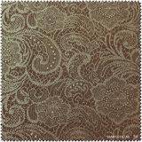 가죽 (S178100TM)를 인쇄하는 호화스러운 꽃