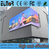 El panel a todo color al aire libre impermeable de la pantalla del alto brillo P20 LED