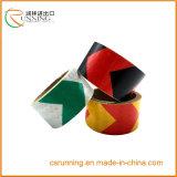 Reflektierendes Vinylmaterielles bedeckendes Aufkleber-Band