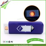 Venda por atacado eletrônica do isqueiro do cigarro do isqueiro Ligter/do USB do OEM da alta qualidade de Ocitytimes
