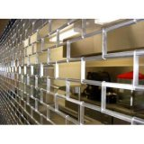 Aluminium Grille Roller Shutter Security Shop Porte à usage commercial