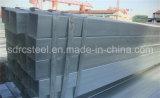 Tubulação de aço quadrada Pre-Galvanizada Q195 de ERW