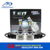 faro automatico di 30W 3200lm 6000k 9005 Hb3 G6 LED