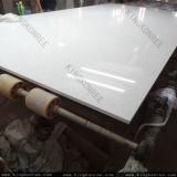 부엌을%s 순수한 백색 고밀도 설계된 석영 돌