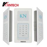 Il telefono per la sala pulita Knzd-63 Kntech di uso ha irrigato il tipo del montaggio