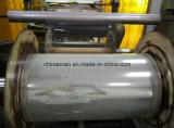 carrete de película rígido del PVC del claro caliente de la venta de la anchura de 1370m m para el rectángulo plegable