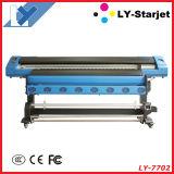 Dx7 Eco 용해력이 있는 인쇄 기계 Epson Printhead 1440*1440dpi에 3.2m