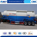 3 Axles를 가진 50m3 Powder Tank Semi Trailer