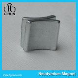 Aimant industriel de moteur de segment du néodyme N35