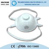Masque de poussière de respiration approuvé de la CE en gros bon marché En149 Ffp3