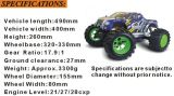 Hsp 94083 1/8 4WD Nitro-RC Monster-LKWas