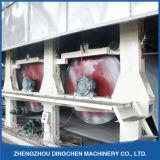 DC-2400mm que estría la máquina baja de la fabricación de papel