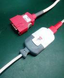 Cavo dell'adattatore di SCSI 20p-11p SpO2 di Masimo