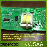 Refrigerador de aire evaporativo portable del sitio doméstico de la C.C. 24V