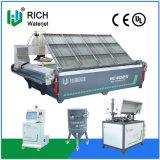 Machine de découpage de granit de jet d'eau avec le bon prix