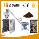 Máquina de embalagem do pó do café
