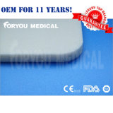 Alto Absorbency Surgical Antibacterial Silver Foam Dressing per High Exudate Wound