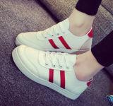 Neue Ansammlungs-bequeme Segeltuch-Schuhe für Mädchen (NF-2)