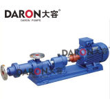 높은 Consistency Chemical Screw Pump (1 1B)