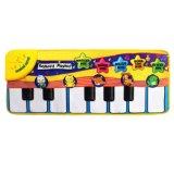 [7583003-كيدس] بيانو موسيقيّة لمس لعبة يحرق زحف حصار طفلة حالة لهو طفلة حيوانيّة لعبة تربويّ