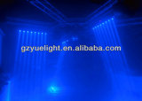 Fabrik-Preis 8PCS 10W RGBW 4 in 1 LED-Kehrmaschine-Träger-Licht