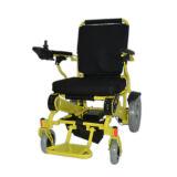 cadeira de rodas de 250W Portable Lightweight Folding Power