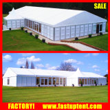 天井とのイベントのための大きい玄関ひさし党庭のテントのカーテン