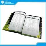 Cataloghi stampati di colore completo di alta qualità