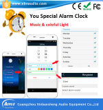 2016 draadloze Smart LED Light Bulb Bluetooth Speaker met Ce van Timer APP Control, RoHS