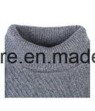 Lavori o indumenti a maglia puri del cachemire del collo della tartaruga delle donne
