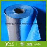Fabricante lateral dobro do material de isolação térmica da tela do alumínio Foil+Woven