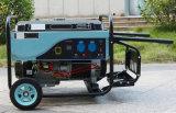 5kwホーム使用のための電気ガソリン発電機
