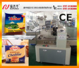 Cuscino Type Plastic Film Flow Wrapping Machine per Cheese (ZP-380)