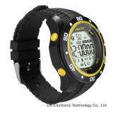 Bracelet de montre androïde extérieur imperméable à l'eau en gros de Bluetooth d'usine