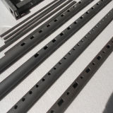 Los rodillos de Rbsic son Windely usado para la zona da alta temperatura de la sinterización