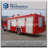 Isuzu Fvr 4000L - 8000L 4X2 WaterおよびFoam Fire Truck