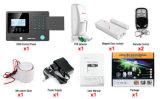 Sistema di allarme senza fili di obbligazione di GSM del rivelatore di movimento di PIR