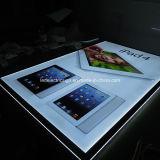 LEDの水晶写真フレームのライトボックス
