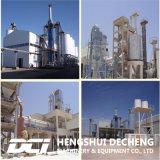 Gips-Pflaster-Puder-Produktionszweig der unterschiedlichen Kapazität