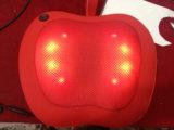 Cuello eléctrico del coche de la dimensión de una variable de Apple y almohadilla posterior del masaje de Shiatsu