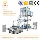 Mini tipo HDPE, máquina plástica da película do sopro do LDPE