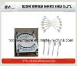 Cuillère de moulage par injection de longue vie et moule en plastique de fourchette