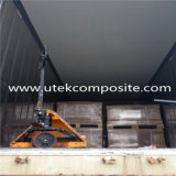 Fibra de vidro de grande resistência SMC de 30% para o corpo do caminhão