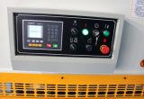 Гидровлическая режа машина QC12y 4X3200 при одобренный Ce