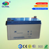 Deep Cycle No Memory 12V 200ah Gel Battery for Panel