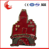 Подгонянные значки обеспеченностью металла высокого качества